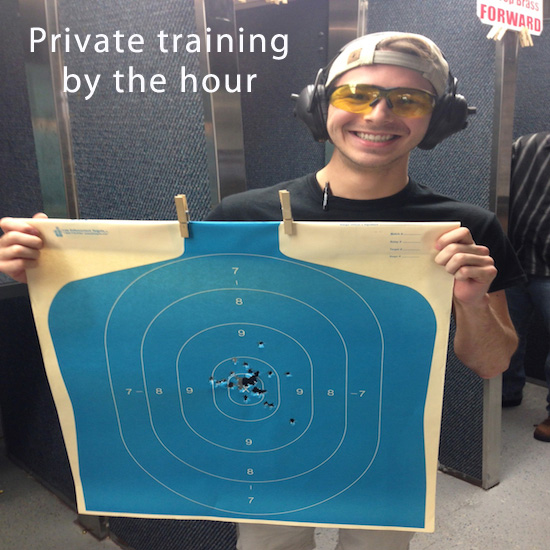 Concealed Carry NOLA - NRA Certified - Lead Instructor Dave Newman